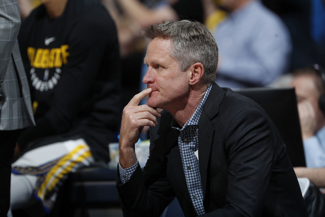 On the TunneySide of Sports February 19, 2018 # 680 Up Next…The Philosophy of Kerr!